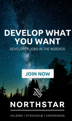 Develop what you want - Northstar